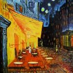 Vincent Van Gogh, Le Café la nuit (Arles), 1888, Kröller-Müller Museum, Otterlo